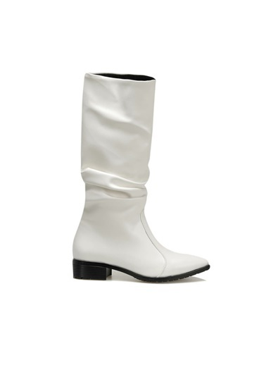 Butigo Çizme Beyaz